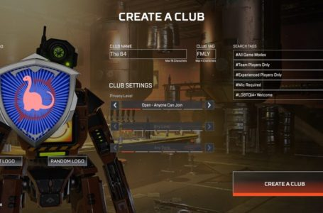 How to create a Club in Apex Legends Season 7: Ascension