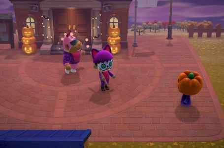 How to get a Halloween costume in Animal Crossing: New Horizons