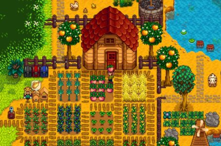 Stardew Valley cheats, console commands, and item codes