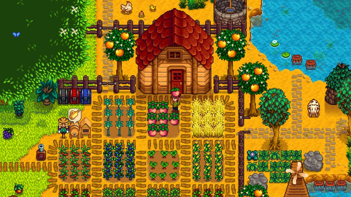 Stardew Valley Cheats Console Commands And Item Codes Gamepur I've beat abigail every time! stardew valley cheats console commands