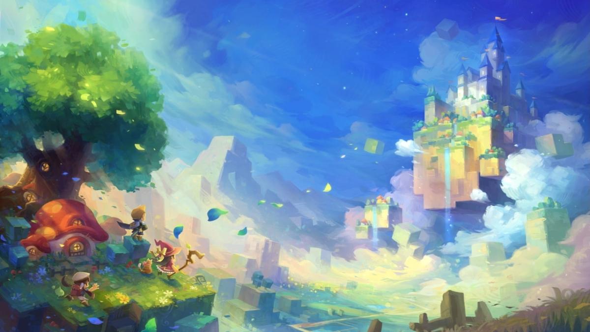 MMORPG MapleStory