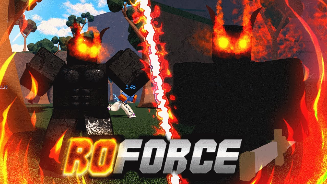 Roblox Ro-Force Codes (November 2020)