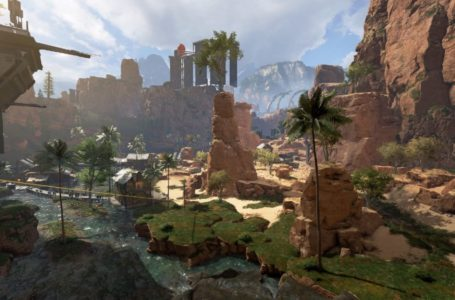Kings Canyon will be returning to Apex Legends with a map update, leaks say