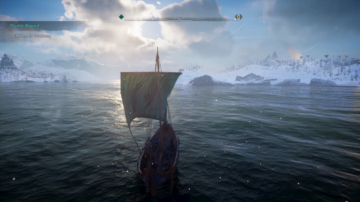 How to find your crew and defeat Rikiwulf in Honor Bound mission in Assassin's Creed Valhalla