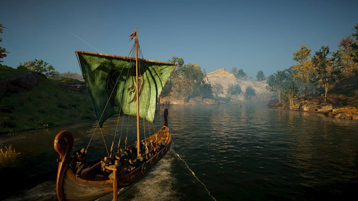 How to fast travel, sail faster, and use auto-sail in Assassin's Creed Valhalla