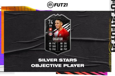How to complete the Silver Stars Noah Okafor objectives in FIFA 21 Ultimate Team