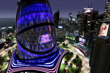 What can mayors do in NBA 2K21's The City?