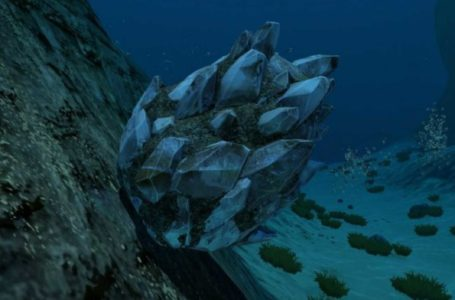 Where to find Magnetite in Subnautica