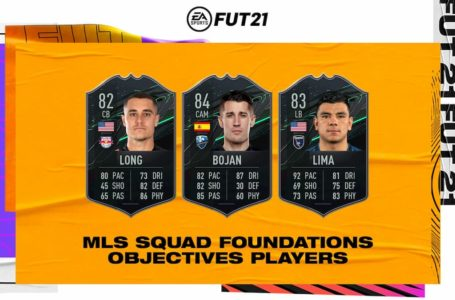 FIFA 21: How to complete the FUT MLS Squad Foundations Milestones challenge – All objectives and rewards