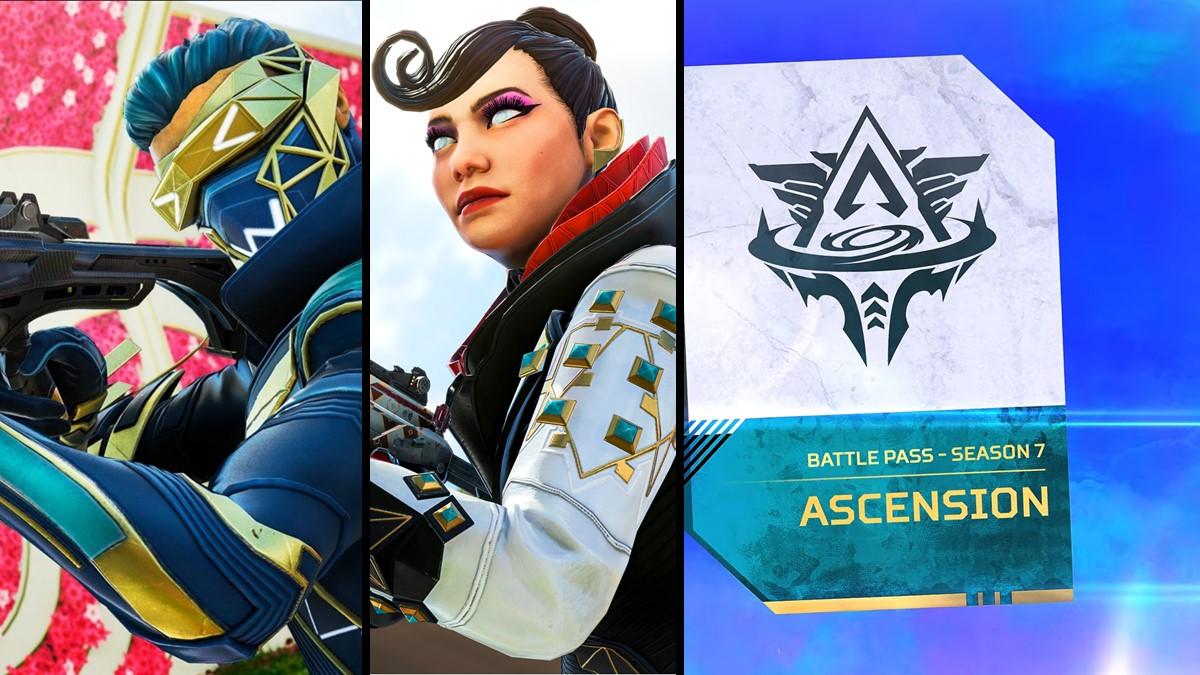 Battle Pass Season 7 Ascension