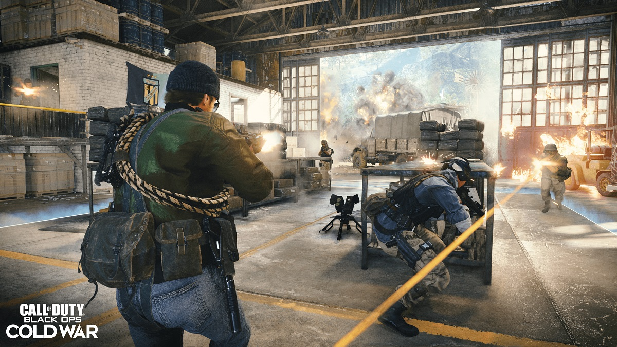 Every multiplayer map in Call of Duty: Black Ops Cold War