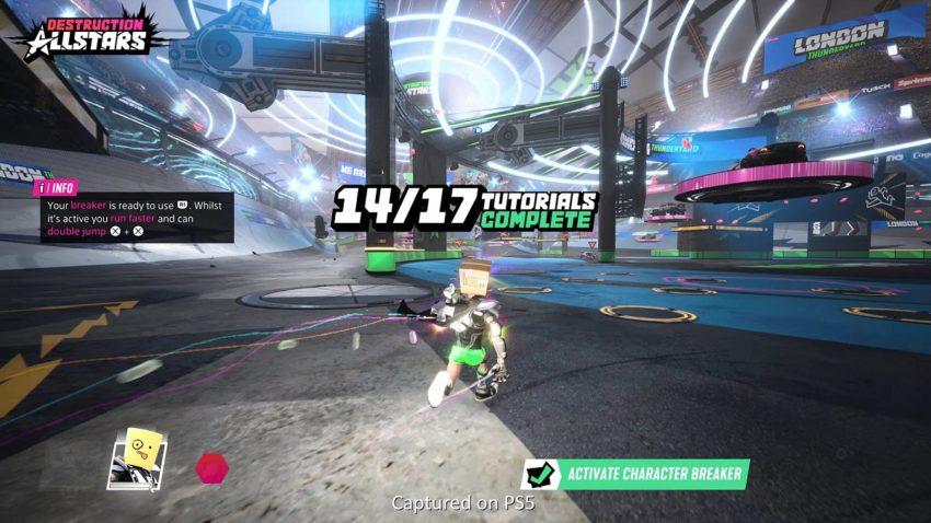 Every game mode in Destruction AllStars
