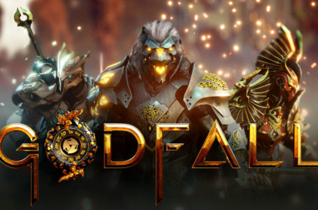 Godfall has been rated by PEGI for PlayStation 4