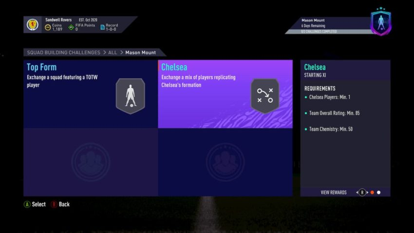 FIFA 21: How to complete the FUT Road to the Final Mason ...