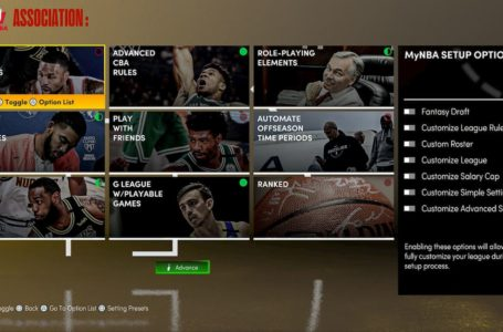 What new Franchise mode features are in next-gen NBA 2K21?