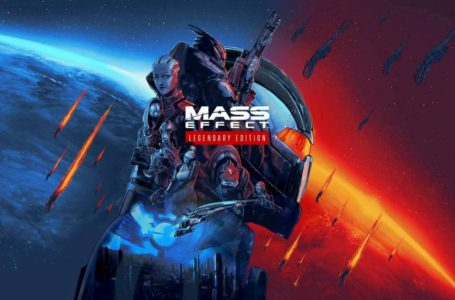 Mass Effect Legendary Edition has gone gold