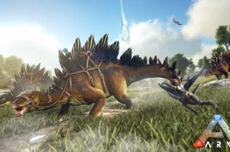 All stegosaurus TLC changes in Ark: Survival Evolved