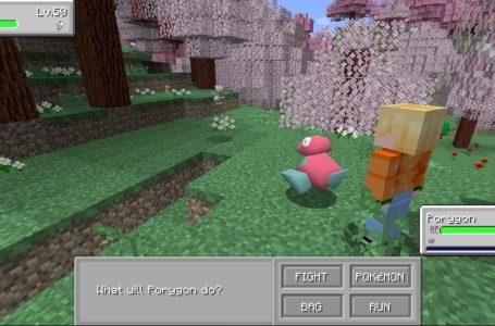 The best Pixelmon servers for Minecraft