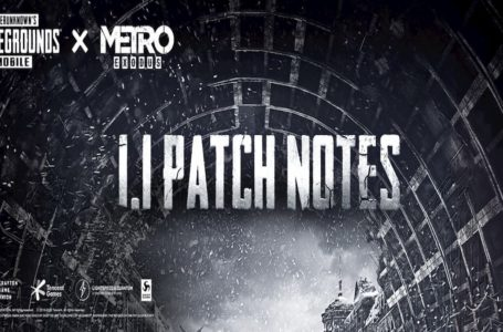 PUBG Mobile 1.1 update patch notes: Metro Royale Mode, Black Market, Season 16, and more