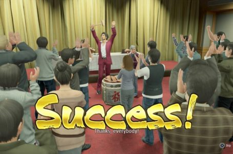 How shareholders meetings work and how to beat them in Yakuza: Like a Dragon