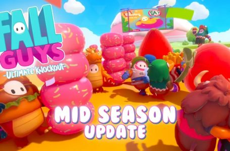 Fall Guys Season 2 Mid Season Update adds new Round Game, new Gauntlet Remixes, bug fixes