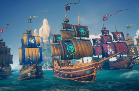 A seasonal pass and monthly content is coming to Sea of Thieves in 2021