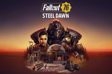 The trailer for the Fallout 76 expansion, Steel Dawn, is here