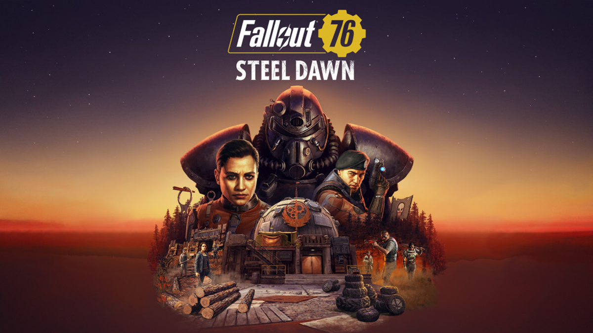 Fallout 76: Steel Dawn expansion gets new trailer and release date