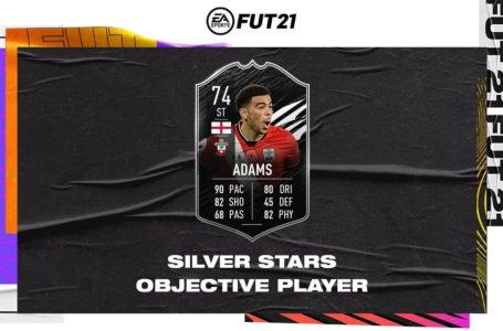 How to complete the Silver Stars Che Adams objectives in FIFA 21 Ultimate Team