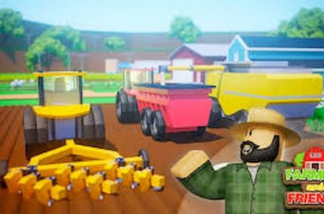 Roblox Farming and Friends codes (May 2021)