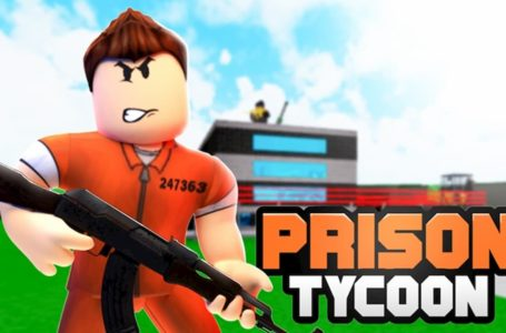 Roblox Prison Tycoon codes (May 2021)