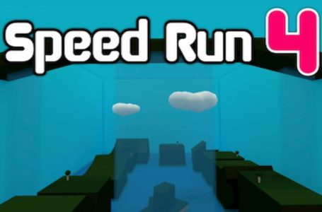 Roblox Speed Run 4 Codes (May 2021)
