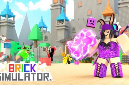 Roblox Brick Simulator codes (January 2021)