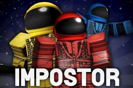 Roblox Impostor codes (September 2021)
