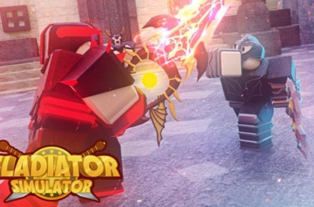 Roblox Gladiator Simulator codes (September 2021)