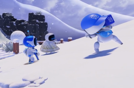 """Astro's Playroom developer Team Asobi tease """"most ambitious game yet"""" on new website"""