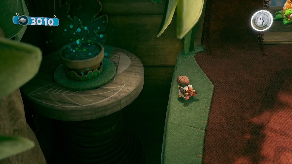 Sackboy: A Big Adventure plant pot