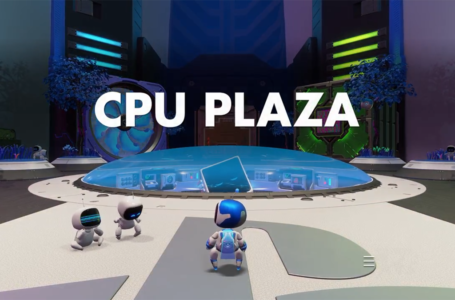 How to get the CPU Plaza and PlayStation Labo puzzle pieces in Astro's Playroom