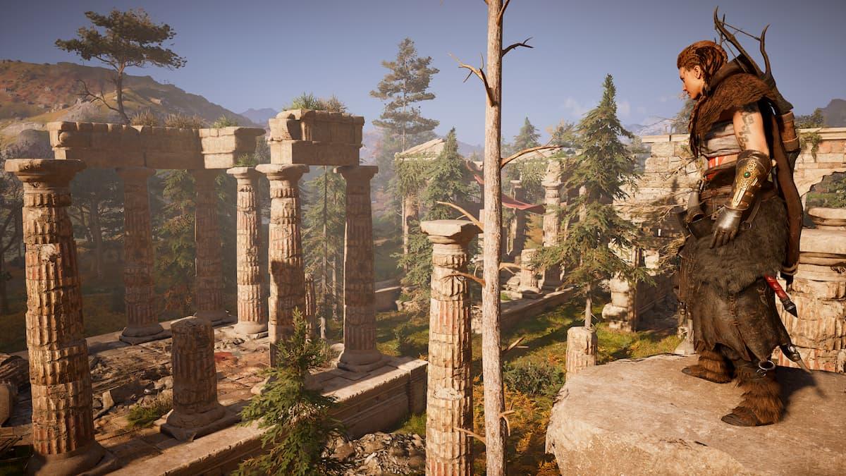 Venonis entrance 2 - Assassin's Creed Valhalla – Guida: Come ottenere il libro della conoscenza sotto Venonis in Ledecestrescire