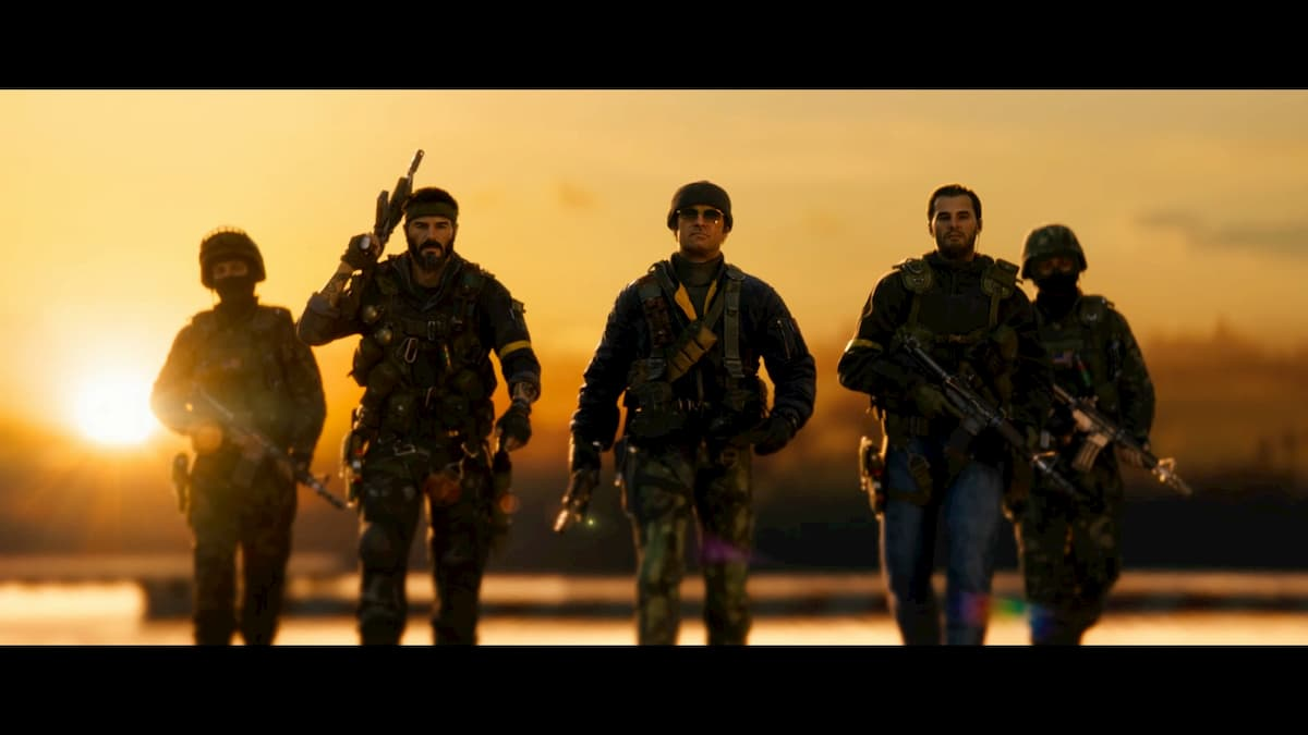 Call of Duty: Black Ops Cold War endings