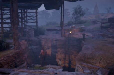 How to find the Treasure of Britain in Grime's Graves in East Anglia in Assassin's Creed Valhalla