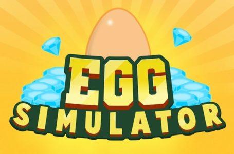 Roblox Egg Simulator codes (January 2021)