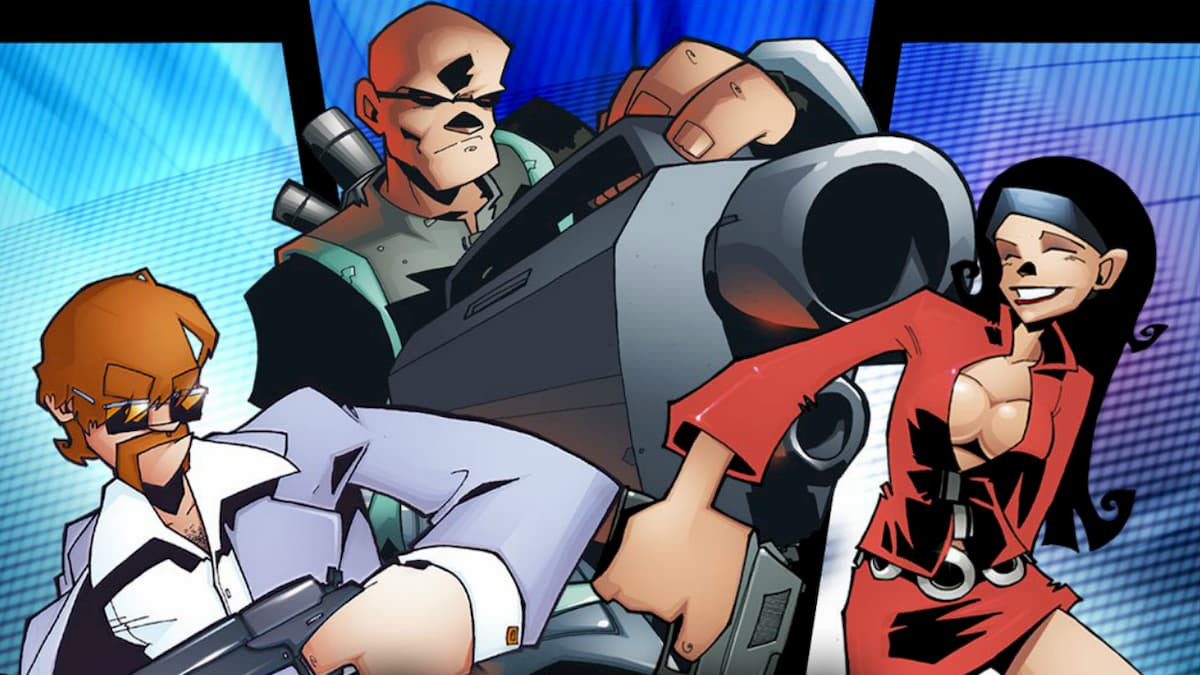 TimeSplitters 2 Remake not taking place, THQ Nordic says