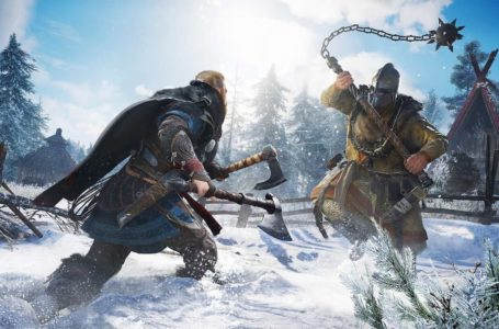 Assassin's Creed Valhalla update 1.04 – Patch notes