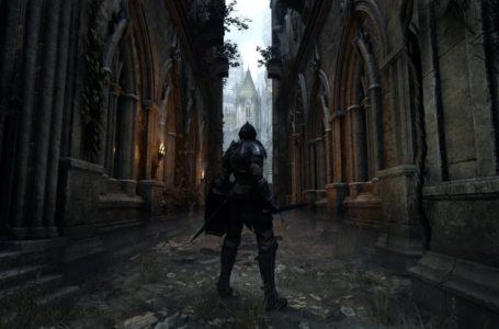 What could be behind the secret door in Demon's Souls?
