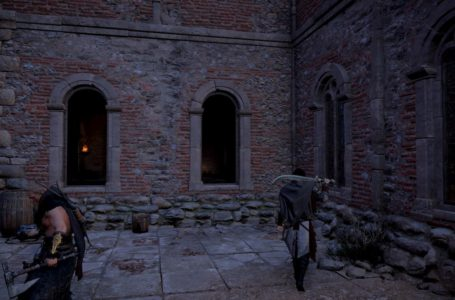 How to raid St. Albannes monastery and find Fulke in Assassin's Creed Valhalla