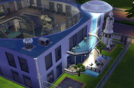 How to get abducted by aliens in The Sims 4