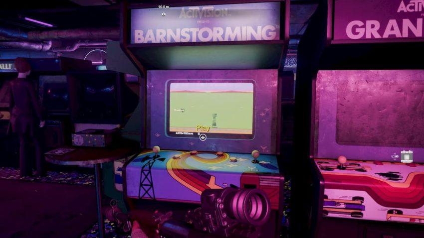 Call of Duty: Black Ops Cold War arcade Barnstorming