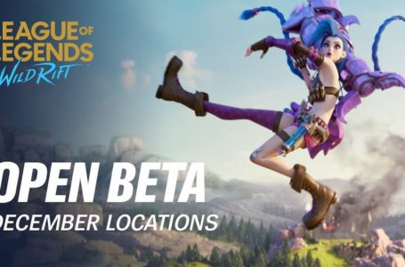 League of Legends: Wild Rift open beta to release in nine more regions in December 2020