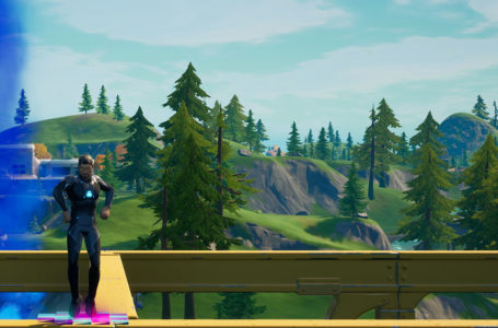 How to dance on all five colored bridges in a single match – Fortnite Chapter 2 Season 4
